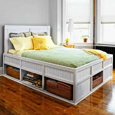 Build Your Own Bed Frame Plans 42 Bed Frame With Storage Diy Bed Frame With