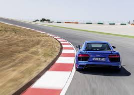 Audi R8 Exterior 2017 Audi R8 Priced From 164 150