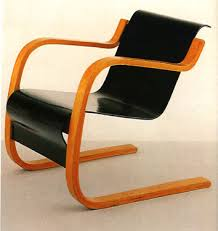 Aalto Armchair Alvar Aalto And His Laminated Wood And Plywood Furniture