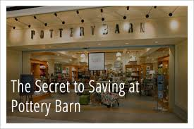 Pottery Barn Free Shipping Codes 5 Secret Ways To Save At Pottery Barn Part 2 The Krazy Coupon Lady