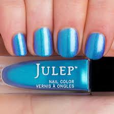 julep danielle cerulean wave duochrome it boutique nail