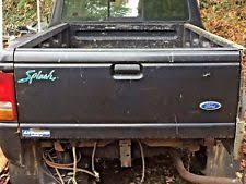 2002 ford ranger tailgate ford ranger tailgate flareside ebay
