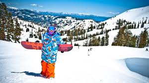 jibbers snowboard lesson ages 8 13 squaw alpine