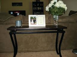 How To Decorate Sofa Table Decorating Sofa Tables Pictures Sofa Nrtradiant