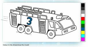 coloring pages fire free printable fire truck coloring pages