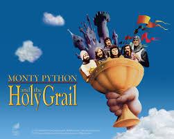 when u0027monty python and the holy grail u0027 explains life