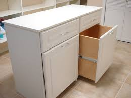 folding table with storage white wooden laundry room folding table with two top drawers and low