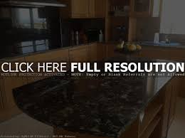 backsplash black marble countertops kitchen best black marble