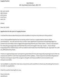 best solutions of teacher cover letter sample uk also format