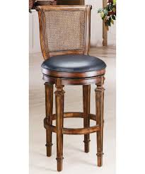 Counter Height Stools With Backs Hillsdale Dalton 24 In Cane Back Swivel Counter Stool Hayneedle