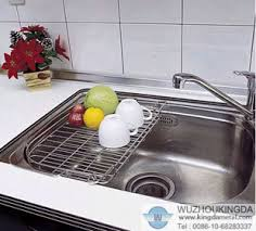 Kitchen Sink Dish Rack Metal Sink Dish Drainer Ideas Pinterest Dish Drainers