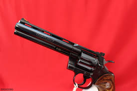colt python elite blue in box with manual u0026 papers