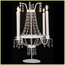 Tabletop Chandelier Centerpiece by Table Top Chandelier Candle Holder Home Design Ideas