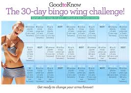 the 30 day bingo wings challenge goodtoknow