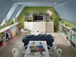 How To Decorate A Small House by How To Decorate A Small Attic Playroom Convert Loft Diy Playroom