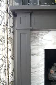 fireplace mantels without legs mantel no appealing mantle