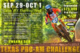 how to start motocross racing texas pro challenge swan mx raceway park