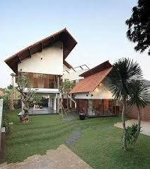 Modern Traditional House Traditional Kampung Or Village House Of Malaysia Home Decor