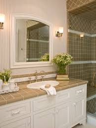 Ceramic Tiles For Bathroom Ceramic Tile Countertop Houzz