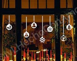 Wholesale Christmas Decorations Charlotte Nc by Best 25 Christmas Window Stickers Ideas On Pinterest Window