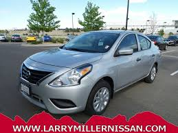 nissan versa pure drive new 2017 nissan versa 1 6 s for sale near denver co