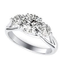 trellis three stone diamond engagement ring sku rd0409