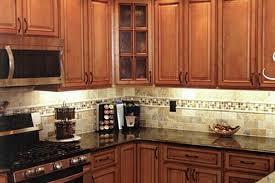 Tile Backsplash Ideas With Black Granite Countertops Home Design - Backsplash for black granite