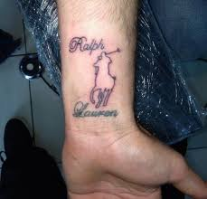 what do you think of a who tattoos his daughters name
