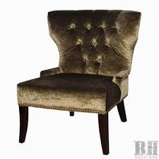 nailhead accent chairs