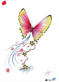butterfly tattoos and designs page 535