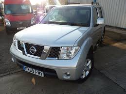 pathfinder nissan 2008 used nissan pathfinder cars for sale motors co uk