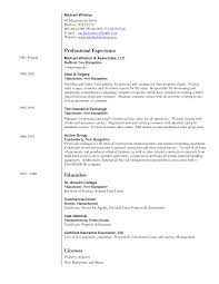 Insurance Sales Resume Commercial Insurance Resume Sample