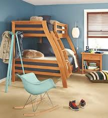 Riley Bunk Bed By RB Modern Kids Minneapolis By Room  Board - Room and board bunk bed