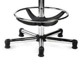 pied de fauteuil de bureau repose pieds intégré au siege de bureau bayeux