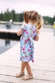 suncadia dress free pattern for girls