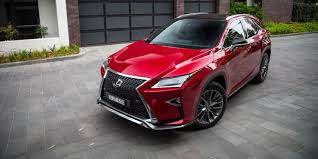 lexus rx200t australia lexus wants to provoke envy in onlookers says new branding chief