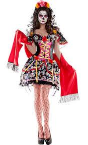 Party Halloween Costumes Womens Dead Senorita Costume Party