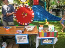 backyard carnival decor backyard carnival decorating ideas