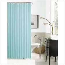 Black Ruffle Shower Curtain Bathroom Amazing Mint Green And Black Shower Curtain Kelly Green
