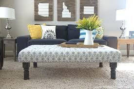 Large Ottoman Coffee Table Ottoman Coffee Table Ottoman Coffee Table Leather Large Tufted