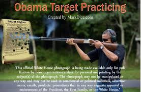 Obama Shooting Meme - patterico s pontifications photoshop contest photoshop obama