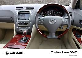 lexus gs460 uk gs archive toyota uk media site