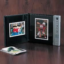 talking photo album brookstone talking photo album various sized photos