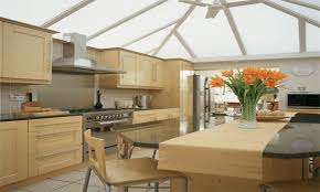 bright kitchens kitchen conservatory extension sun room kitchen