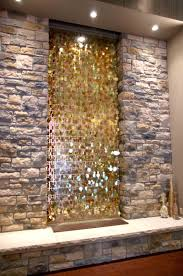 Indoor Waterfall Home Decor by Interior Waterfall For Designing A Harmonic Environment Best