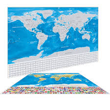 Scratch Off Map Usa by Online Buy Wholesale Scratch Map Travel From China Scratch Map