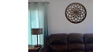 Wooden Home Decor Tube Torus Brown Wood Home Decor U2013 Eye Grind Design