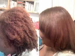 keratin treatment for african american hair my brazilian keratin treatment experience on natural hair youtube