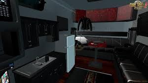 new kenworth w900 kenworth w900 long remix interior v1 0 1 26 x for ets 2