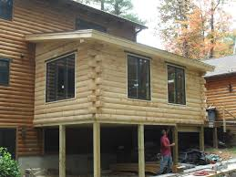 log home additions log home headquarters